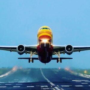 DHL EXPRESS BOEING 767