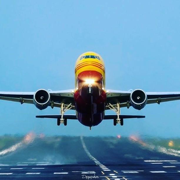 DHL Express incrementa su flota con aeronaves Boeing 767-300
