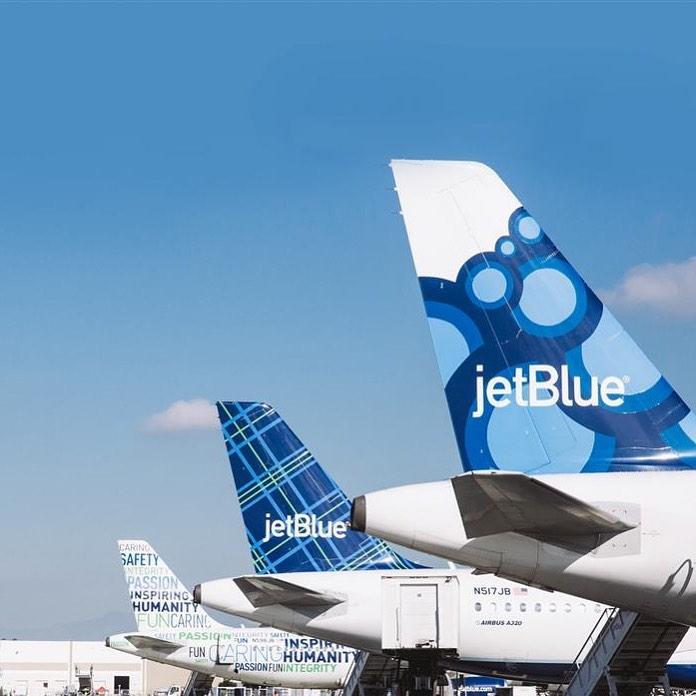 JetBlue es la primera aerolínea norteamericana en lograr vuelos neutrales en carbono
