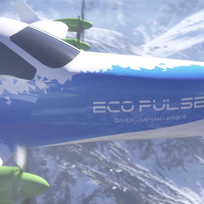Progreso en el desarrollo de aviones híbridos