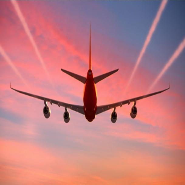 Combustible para aviones hecho de CO2