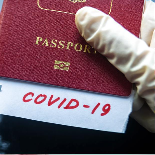 """Los """"Pasaportes Sanitarios"""" para la recuperación de los vuelos"""