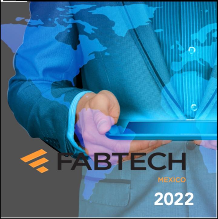 FABTECH redirige su apuesta hacia 2022