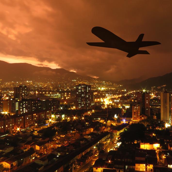Continúa avanzando la aviación en Colombia