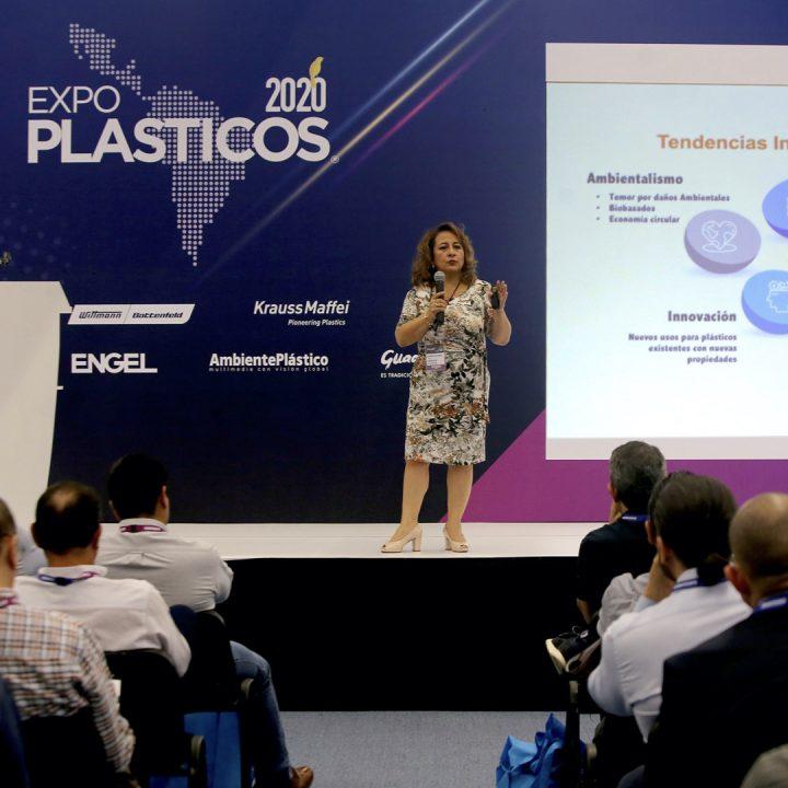 Líderes de la industria del plástico compartirán las últimas tendencias del sector