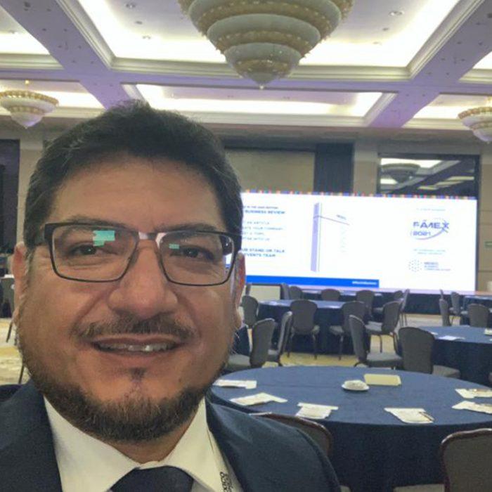 Evento: Marcos Rosales en Mexico Business EventsLugar: Ciudad de MéxicoFecha: Diciembre 2019