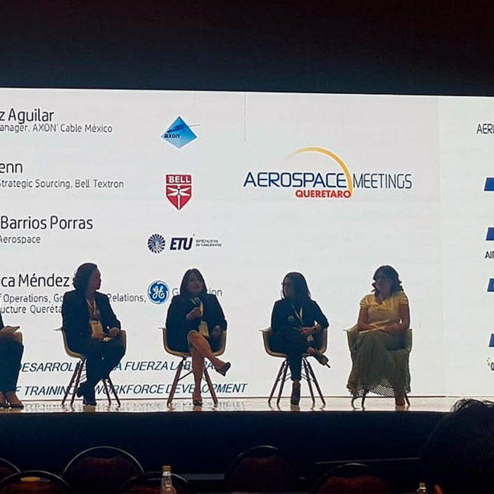 Evento: Aerospace MeetingsLugar: QuerétaroFecha: Febrero 2020